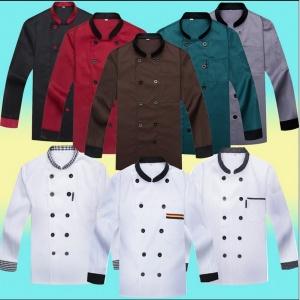 Đồng phục đầu bếp 14